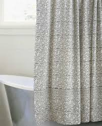 shower curtain shower environmentally friendly. Taupe Shower Curtain\u2013Hand-block Printed In India. Pesticide Free Cotton. Curtain Environmentally Friendly T