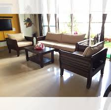 wooden sofa set maurya rightwood furniture