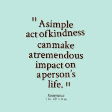 Random Acts Of Kindness Quote Quote Number 40 Picture Quotes Enchanting Acts Of Kindness Quotes