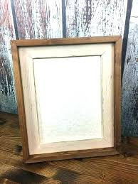 24x36 wood frame thin wood frame rustic thin wooden framed mirror thin wood frame 24x36 unfinished 24x36 wood frame