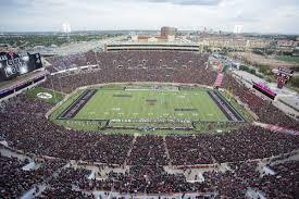 Jones At T Stadium Lubbock Texas