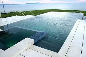 infinity pool edge detail. Infinity Pool Design Ideas Pools Edge Construction . Detail