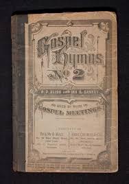 old hymn books