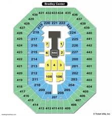 Bmo Harris Bradley Center Seating Chart Seating Chart