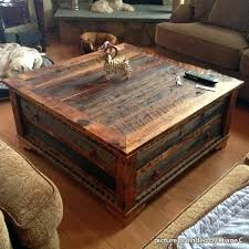 square rustic coffee table enchanting large rustic coffee table with rustic reclaimed wood coffee table designs square rustic coffee table for