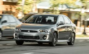 2017 Mitsubishi Lancer AWD Tested | Review | Car and Driver