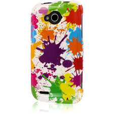 SNAPZ Series Glossy Case for ZTE Reef ...
