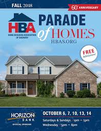 Carter Lumber Home Designs 2018 Fall Parade Of Homes By Hbasaginaw Issuu