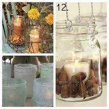 Decorated Candle Jars 60 Mason Jar Ideas Mason Jar Decor Mason Jar Candles 50