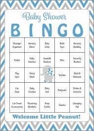 Rubber Ducky Baby Bingo Game Duck Baby Shower Bingo Cards BD102 Baby Shower Bingo Cards Printable