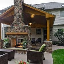 double sided fireplace paradiseredlandscaping two two sided outdoor fireplace