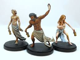 hobby practicing skin tones with kingdom starting survivors bell of lost souls