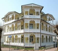 Postmodern Architecture Homes 675px Baederarchitektur Binz1658