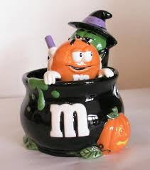 halloween candy bowl ceramic. Exellent Candy 5 Inches Tall Ceramic Halloween Candy Dish 7 Tall For Bowl