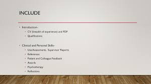 Higher Training Interviews - Ppt Download
