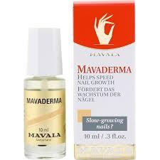 mavaderma helps sd nail growth 10ml