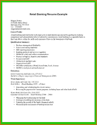 Gallery Of 10 How To Write A Cv For A Retail Job Lease Template