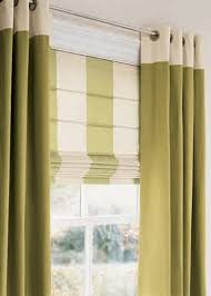 Blinds And Curtains Together Blinds And Curtains Combination