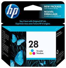 Hp 28 Tri Colour Original Ink Cartridge C8728an