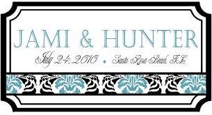 Jami & Hunter: Bridal Party