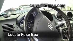 interior fuse box location 2003 2008 hyundai tiburon 2004 hyundai 2003 hyundai tiburon fuse box at 2003 Tiburon Fuse Box