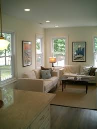 Wall Colors For Living Room Antique White Walls With White Trim Not The Style Of Our Interior