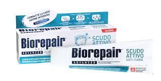 <b>Зубная паста Biorepair</b> Scudo Attivo <b>активная</b> защита эмали ...