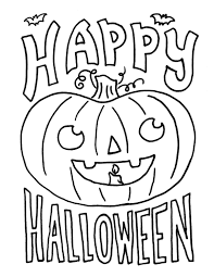 Small Picture Happy Halloween Coloring Pages Mickey Free Halloween Coloring