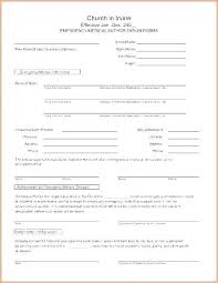 Employment Emergency Contact Form Contact Information Update Form Template Word On Profile