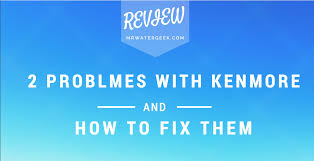 kenmore 38420. kenmore water softener review: 2 problems and how to solve them 38420 o