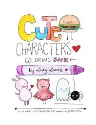 cute activity books for colouring and drawing