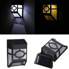 Solar Barn Light With Motion Sensor  Beach Style  Outdoor Wall Solar Led Wall Lights