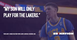 Lavar Ball Quotes Extraordinary IBN Sports Wrap Why Is Lonzo Ball Struggling To Make Shots By Lee