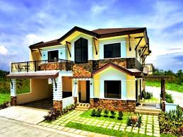 Small Picture Modern Bungalow House Design Modern Asian House Design Philippines Lrg