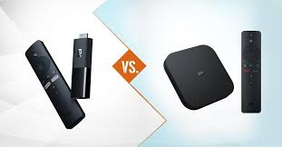 The <b>Mi TV</b> Stick vs Mi <b>Box S</b> 4K: What's right for you - Dignited