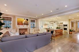 newport beach family room beach style amazing ideas with great room recessed lighting amazing family room lighting