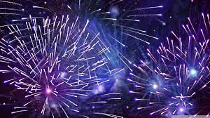new years eve fireworks background. Plain Years Standard  With New Years Eve Fireworks Background