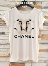 chanel shirt. hey, i found this really awesome etsy listing at https://www. chanel shirt