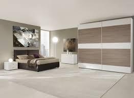 Camera da letto completa matrimoniale moderna letto como armadio