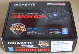 In-Depth Review: <b>Gigabyte's J1800N</b>-<b>D2H</b> Mini-ITX <b>Motherboard</b>