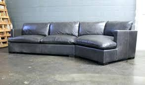 sectional couch with cuddler sectional sofa front angle view of the leather sectional sofa with in