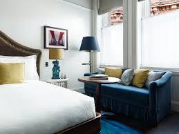 hotel bedroom lighting. Fall In Love With This New York Hotel Stunning Lighting Designs Design Bedroom