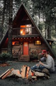 One Room Cabin Kits Best 25 Lake Cabins Ideas On Pinterest Lake Cabin Interiors