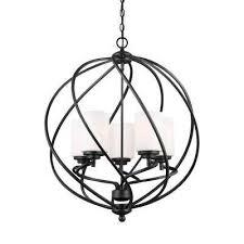 goliad 25 in w 5 light blacksmith hall foyer pendant