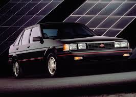 Lost Cars of the 1980s – 1988 Chevrolet Nova Twin-Ca | Hemmings Daily