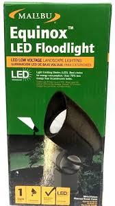 malibu equinox led floodlight low voltage landscape lighting flood 8409 1607 01 from malibu