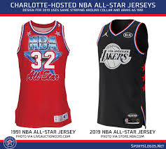 Nba All Star 2019 Jersey Design 2019 Nba All Star Game Uniforms Officially Unveiled Chris