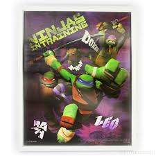 teenage mutant ninja turtles stunning 3d framed wall art posters have been lenticular printed to create a stunning 3d effect print with depth and  on ninja turtle 3d wall art with teenage mutant ninja turtles stunning 3d framed wall art posters