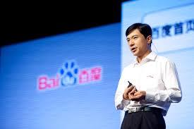 Robin Li, co-founder and CEO at Baidu.