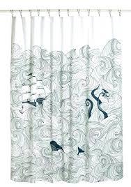 smlf aqua fl shower curtain